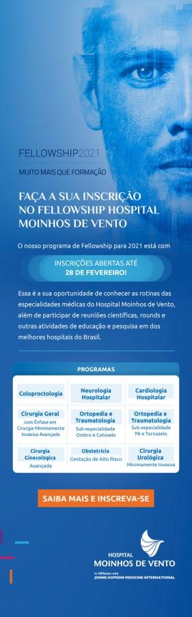 Fellowship em Cirurgia Minimamente Invasiva do Serviço de Cirurgia Geral Hospital Moinhos de Vento